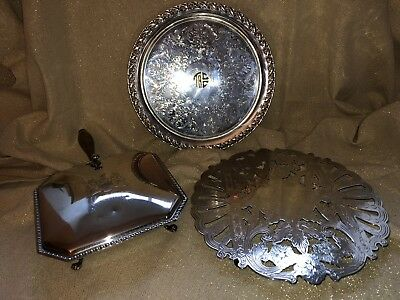 Lot Of Silverplated Items (#1)