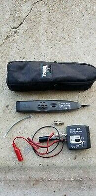 Ideal amplifier pro e 62-164 Ideal Tone Generator 62-160 and carry bag