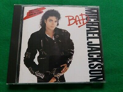 Michael Jackson - Bad CD 1987 Excellent Condition