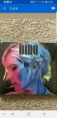 SIGNED DIDO Still On My Mind AUTOGRAPHED CD (Still Sealed) Faithless