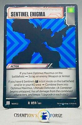 Transformers TCG Rise of the Combiners Electrified Spikes #R 020 Rare