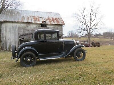 1930 Ford Model A Standard 1930 Model A Ford