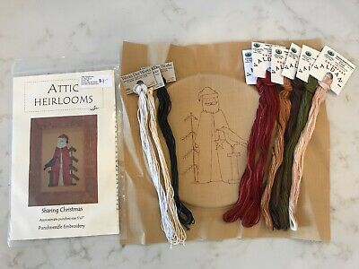 Punch Needle Embroidery Kit