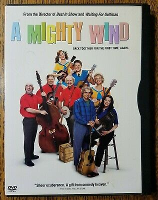 A Mighty Wind (DVD, 2003, Widescreen) Sketch Comedy Christopher Guest