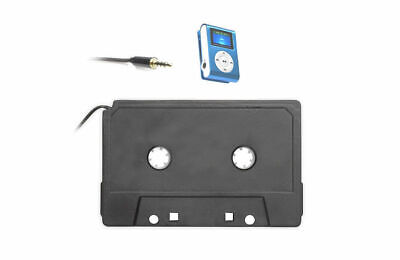 Car Audio AUX Cassette Tape Adapter Converter for Apple iPhone iPod MP3 Player