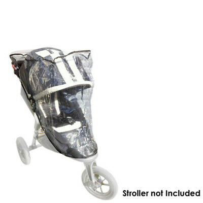 Strollers Velcro Universal Size Wind Rain Cover Suits Most 3 & 4 Wheels Prams