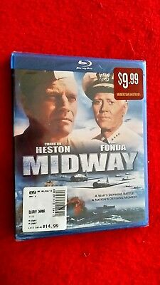 Midway - Blu-Ray - New