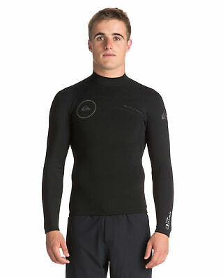 NEW QUIKSILVER™  Mens 1.5mm Syncro Series Long Sleeve Wetsuit Jacket Surf