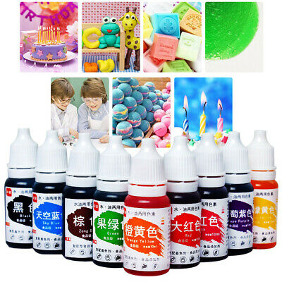 UV Resin Coloring Dye Colorant Resin Pigment For Silicone Mold Jewelry DIY Craft