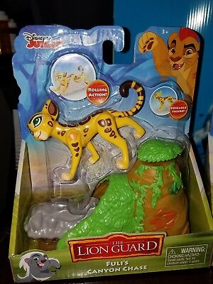 New Disney Junior The Lion Guard Fuli's Canyon Chase Toy Figure