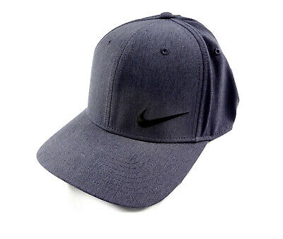 bccd0e0767d98 NEW 2018 NIKE Heritage 86 Charcoal Heather Adjustable Golf Hat Cap ...