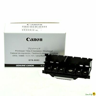 Original & Brand New QY6-0083 Print Head For Canon MG6350 MG6380 MG7180 IP8780