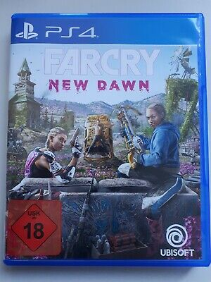 Far Cry New Dawn PS 4 (100% Uncut)/DEUTSCHE VERSION//FSK18/