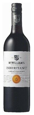 McWilliams Inheritance Shiraz Cabernet 750mL ea - Red Wine - Origin Australia