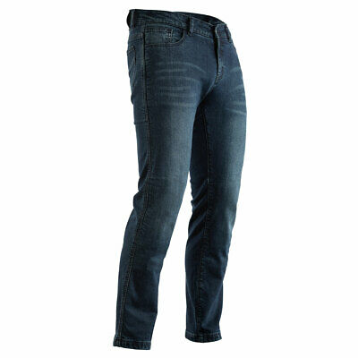 Make Us An Offer On: RST Aramid CE Denim Motorcycle Jeans Blue - 36 (Long Leg)