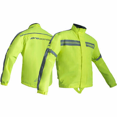 Make Offer: RST Pro Series Waterproof Motorcycle Jacket Fluo Yellow - 46 (XL)