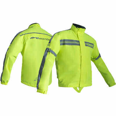 Make Offer: RST Pro Series Waterproof Motorcycle Jacket Fluo Yellow - 40 (S)