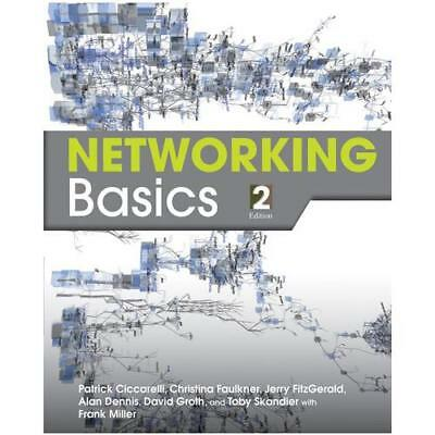 Networking Basics by Patrick Ciccarelli