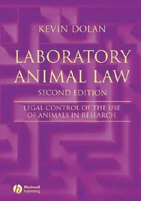 Laboratory Animal Law by Kevin Dolan