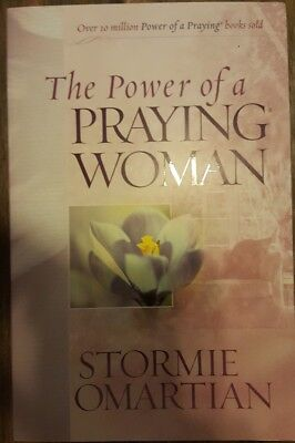 THE POWER OF a Praying Woman by Stormie Omartian - $3 99