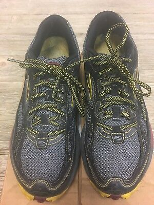 7075a0122eee6 SCARPA MEN S RUNNING Trail Shoes Very Nice Size 10.5 -  29.00