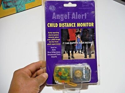 TRAVEL SMART ANGEL Alert Child Distance Monitor New/alarm