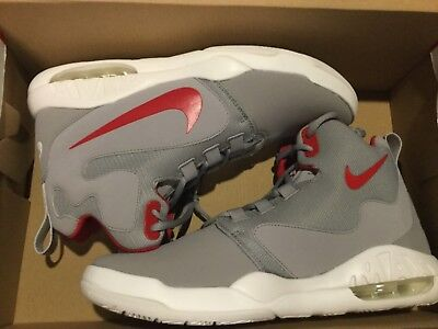 online store 4e2e0 11947 New men s Nike Air Conversion Basketball shoes 861678–004 Sz 11 grey-red