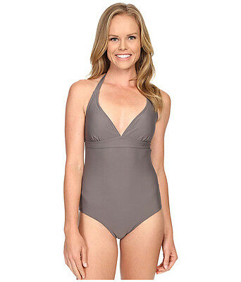 6585a4327d6 WOMEN'S PRANA RAVI One Piece Swimsuit Black Cordelia Size Small ...