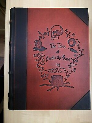 The Tales of Beedle the Bard Collectors Edition – JK Rowling - First edition