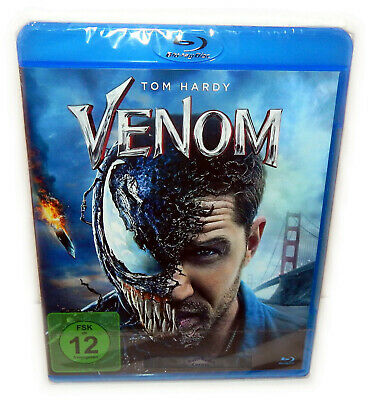 Venom (Marvel) [Blu-Ray] (Tom Hardy) Deutsch(e) Version