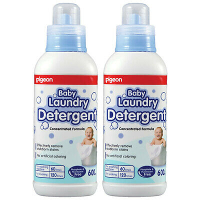 Pigeon 1.2L Baby Laundry Clothes Detergent Liquid for Infant Kid Sensitive Skin
