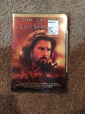 DVD403 The Last Samurai (Full Screen Edition) DVD GET IT FAST ~ US SHIPPER