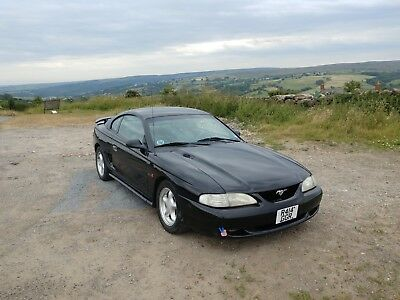 Ford Mustang 4.6 V8 GT 2dr Petrol Manual 1997