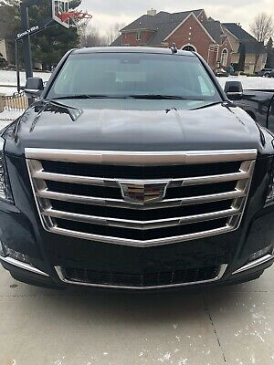 2015 Cadillac Escalade Luxury 2015 Cadillac Escalade Luxury 4WD