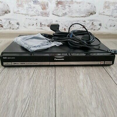 Panasonic DMR-EX87 DVD Recorder with 250GB HDD