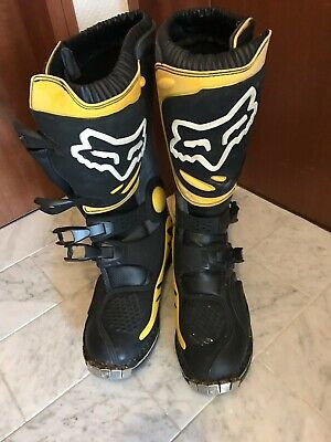 Motocross Stiefel MX Boots Endurostiefel Cross FOX Gr. 12