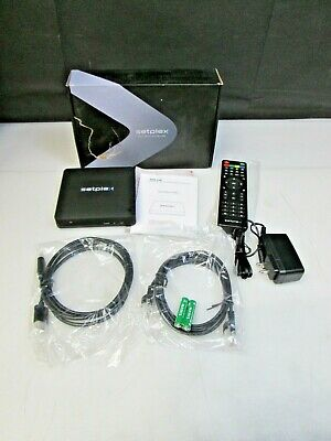 Setplex Model SP-210 TV Box NEW FREE SHIPPING