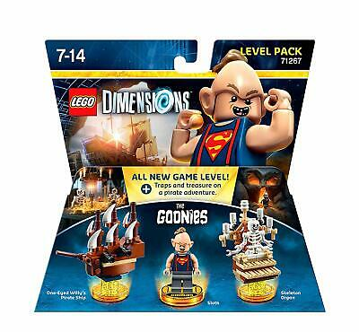 LEGO Dimensions Level Pack The Goonies SLOTH (71267) Brand New Sealed