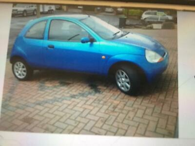 2004 Shape Ford Ka 1.3 Collection PERFECT DRIVE. LONG MOT. TAX. FREE INSURANCE