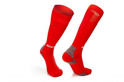 Motocross socks high Blue Acerbis MX IMPACT 0021633.110 CA