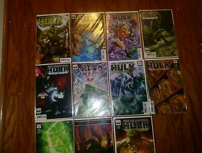Immortal hulk lot 11 books