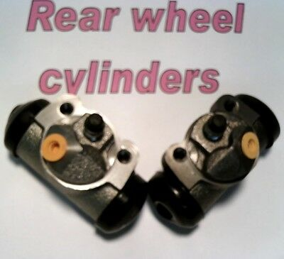 Rear wheel cylinders Oldsmobile F85 1961 1962 1963 -for your brake job,save $$