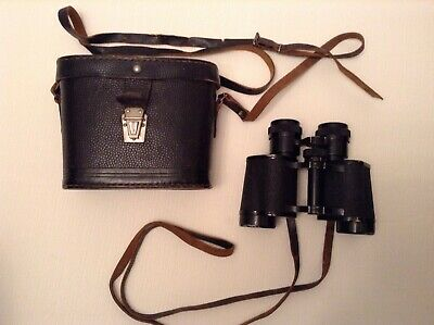 Vintage Russian (USSR) 8x30 binoculars.Serial number 7418090 for 1974 cold war