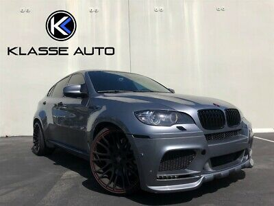 2012 X6 M HAMANN 2012 BMW X6 M HAMANN Show Car Over $50k Invested 1 of a Kind Low Miles Wow