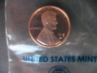 2019 w proof Lincoln cent