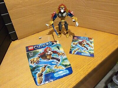 Lego Legends of Chima 70200 CHI LAVAL 100% complet