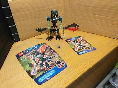 Lego Legends of Chima 70201 CHI CRAGGER 100% complet