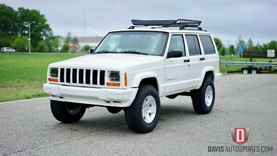 2000 Jeep Cherokee WE CAN FINANCE 100% JEEP CHEROKEE XJ / ALL NEW BUILD / FULLY SERVICED / NICEST XJ ON MARKET !!!!