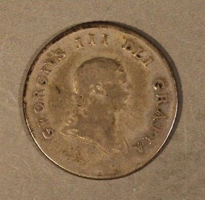1809 Essequibo 1/2 Guilder Circulated                    ** FREE U.S SHIPPING **