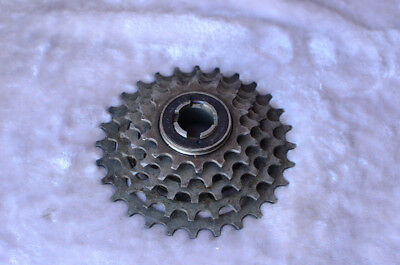 Bicycle Components & Parts Suntour Nwn New Winner Freewheel 6 Speed 13-21 Cogs Vintage Eroica Gear Cluster Cycling